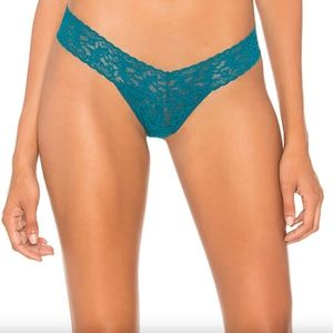 NWT Hanky Panky Low-Rise Thong Enchanted Forest